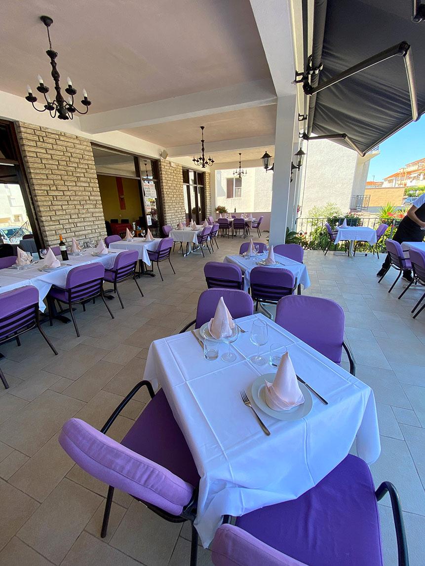Restaurant 'Meduza'